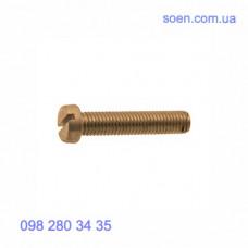 DIN 84 - Латунные винты с цилиндрической головкой