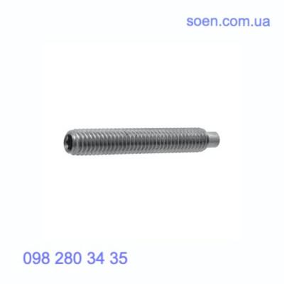 DIN 915 - Стальные винты установочные с внутренним шестигранником и цилиндрическим концом