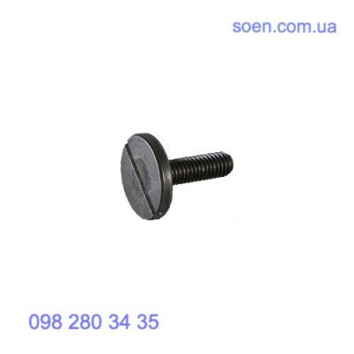 DIN 921 - Стальные винты с большой плоской цилиндрической головкой и прямым шлицем