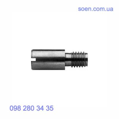 DIN 927 - Стальные винты с цилиндрической цапфой и прямым шлицем