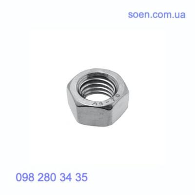 DIN 934 - Стальные гайки шестигранные