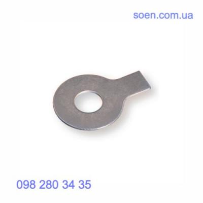 DIN 93 - Нержавеющие шайбы стопорные с лапкой