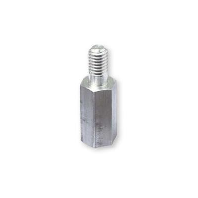 2313 - Стойка М8 алюминий, вн/нар резьба SW=13