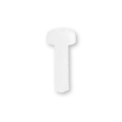 8G206 - Винт цилиндр, крестовой шлиц, нейлон