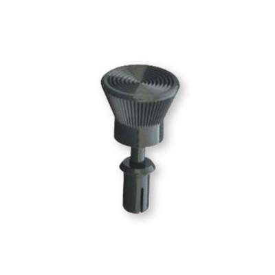 8G4043 - Пистон монтажный кнопочный, нейлон