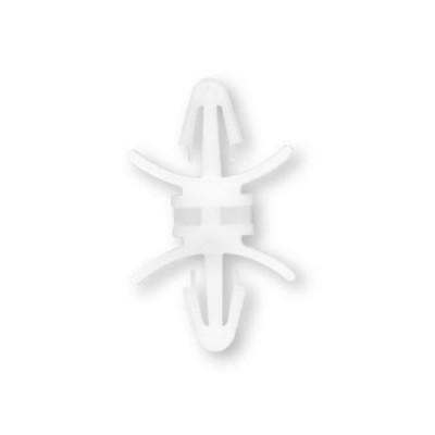 8G8185 - Фиксатор платы с защелкой 5,5/5,5 нейлон