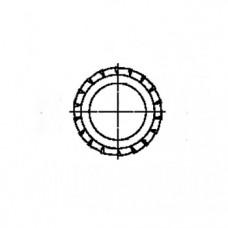 ГОСТ 10463-81 - Бронзовые шайбы стопорные с наружными зубьями