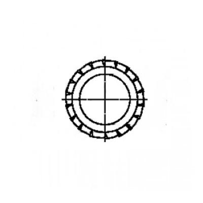 ГОСТ 10463-81 - Стальные шайбы стопорные с внешними зубцами