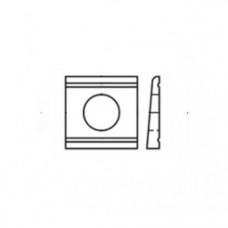 ГОСТ 10906-78 - Стальные шайбы косые квадратные клиновые