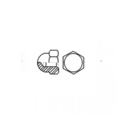 ГОСТ 11860-85 - Стальные гайки колпачковые