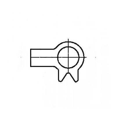 ГОСТ 13463-77 - Стальные шайбы стопорные с лапкой