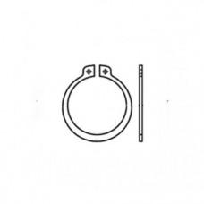 ГОСТ 13942-86 - Стальные кольца пружинные упорные плоские наружные эксцентрические