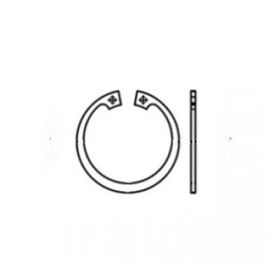 ГОСТ 13943-86 - Стальные кольца пружинные упорные плоские внутренние эксцентрические