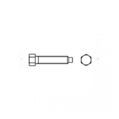 ГОСТ 1483-84 - Стальные винты установочные с шестигранной головкой и ступенчатым концом с конусом