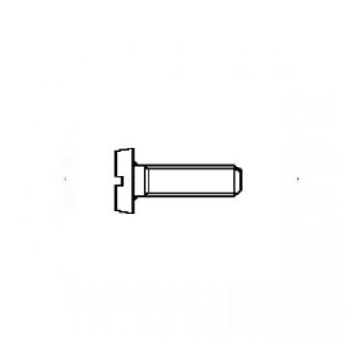 ГОСТ 1491-80 - Стальные винты с цилиндрической головкой