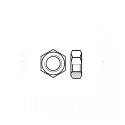 ГОСТ 15523-70 - Латунные гайки круглые шестигранные высокие