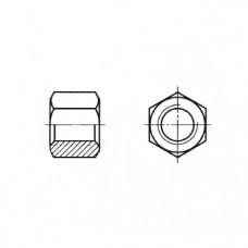 ГОСТ 15524-70 - Стальные гайки шестигранные высокие