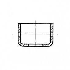 ГОСТ 18678-73 - Стальные чашки пломбировочные