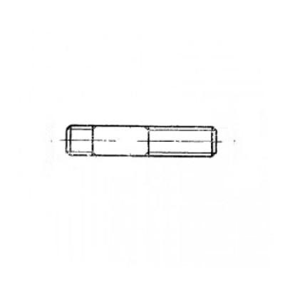 ГОСТ 22032-76 - Нержавеющие шпильки с ввинчиваемым концом