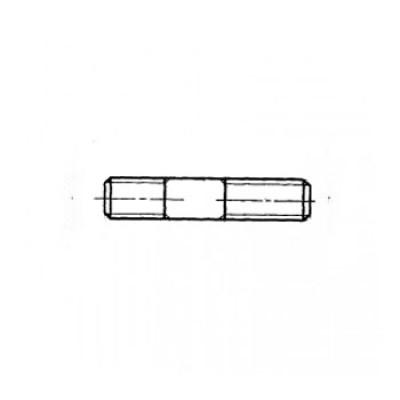 ГОСТ 22036-76 - Нержавеющие шпильки с ввинчиваемым концом