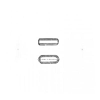 ГОСТ 23360-78 - Стальные шпонки призматические