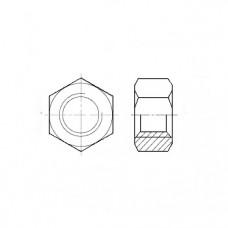 ГОСТ 5915-70 - Латунные гайки шестигранные