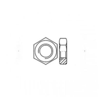 ГОСТ 5916-70 - Стальные гайки шестигранные низкие