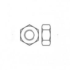 ГОСТ 5927-70 - Нержавеющие гайки шестигранные