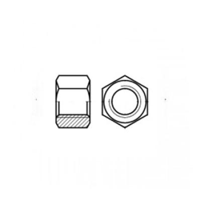 ГОСТ 5931-70 - Стальные гайки шестигранные особо высокие
