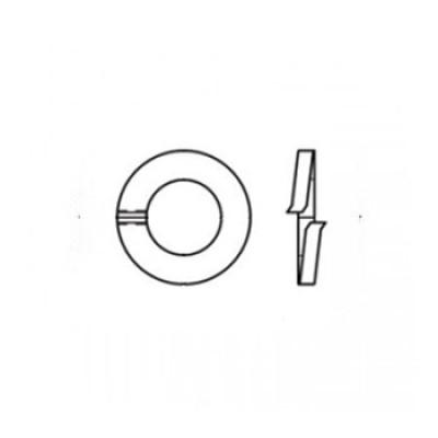 ГОСТ 6402-70 - Нержавеющие шайбы пружинные