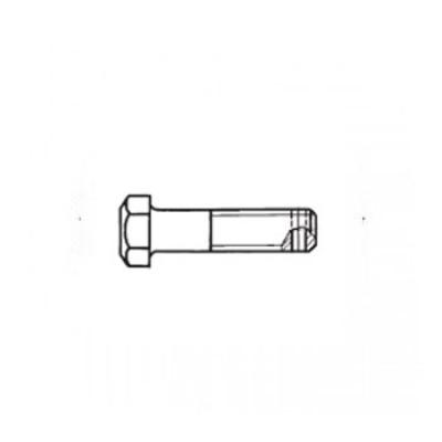 ГОСТ 7796-70 - Нержавеющие болты с шестигранной уменьшенной головкой
