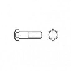 ГОСТ 7805-70  - Алюминиевые болты с шестигранной головкой