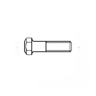 ГОСТ 7808-70 - Стальные болты с шестигранной уменьшенной головкой