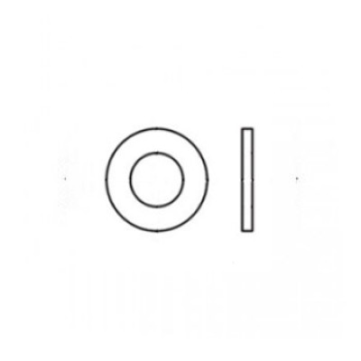 ГОСТ 9649-78 - Стальные шайбы для пальцев