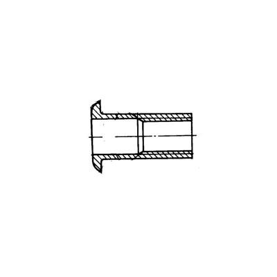 ОСТ 1 11193-73 Гайки-пистоны с плоской головкой