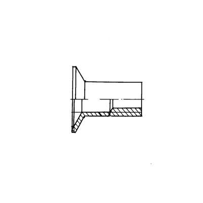 ОСТ 1 11195-73 Гайки-пистоны с потайной головкой