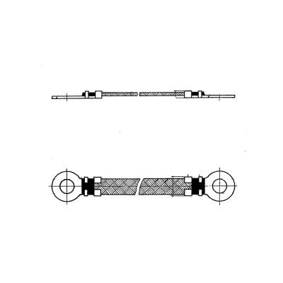 Перемычки металлизации 5779А ОСТ 1 11303-73