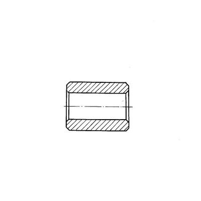 ОСТ 1 12148-75 Втулки гладкие приборные металлические