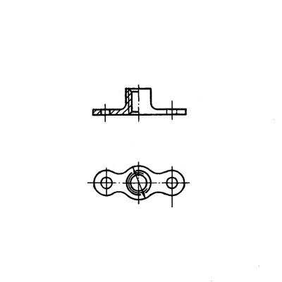 ОСТ 1 33073-80 Гайки двухушковые самоконтрящиеся
