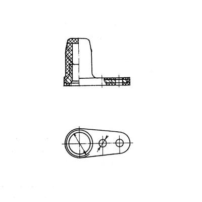 ОСТ 1 33081-80 Гайки одноушковые самоконтрящиеся герметичные