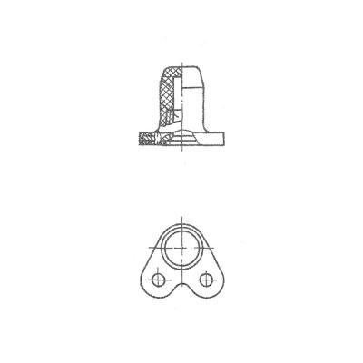 ОСТ 1 33082-80 Гайки угловые самоконтрящиеся герметичные