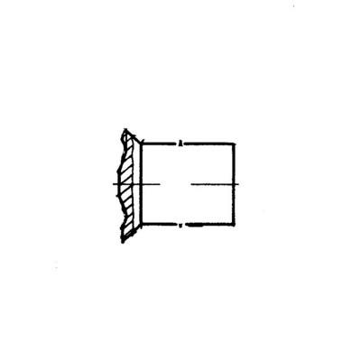 ОСТ 1 34116-91 Заклепки с уменьшенной потайной головкой L 90' с компенсатором для тонких обшивок