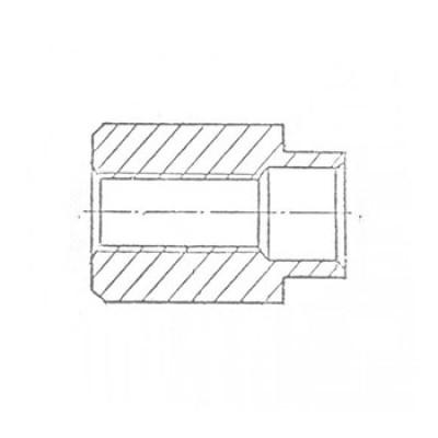ОСТ 92-8954-78 - Стальные втулки резьбовые