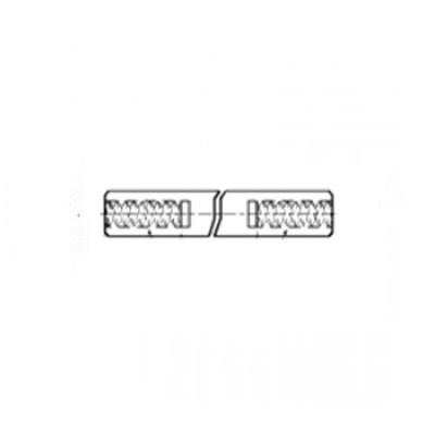 АРТ СК 71001 - Пластиковые стойки нейлоновые с внутренней и внутренней резьбой